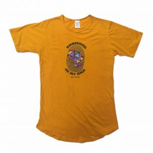 Africa in my DNA – T-shirt