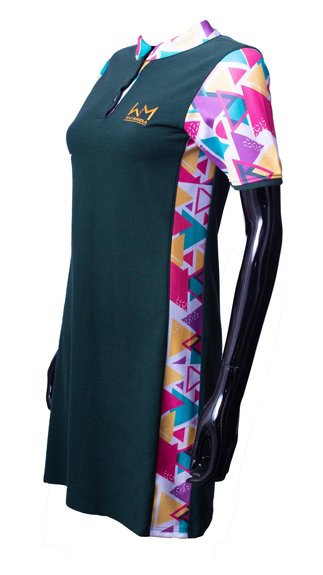 Golf Dress – Forest Green